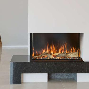 Dekokamine - Elektro Kamine, Wasserdampfkamine, Ledkamine mit echt aussehenden Flammen