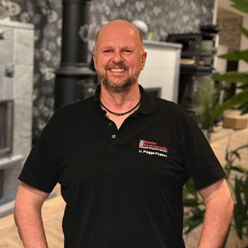 Inhaber und Geschäftsführer Kaminofen Fachberatung Ulf Plagge-Popken